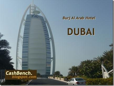 Dubai Burj Al Arab Hotel