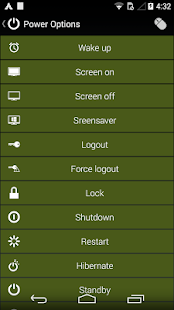 WIN - Remote Control Screenshot