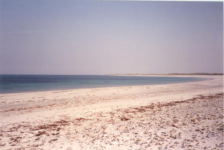 Kilpheder beach