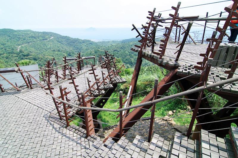 [建築. 空間] 元智大學 櫻花陵園橋 九彎十八拐觀景台