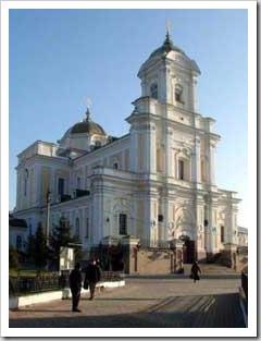 Луцький Свято-Троїцький собор. Фото з сайту www.vv-orthodox.org
