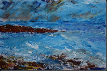 peninsula seascape (Large)