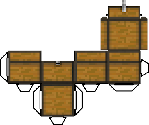 Free coloring pages of minecraft tnt block for Minecraft tnt block template