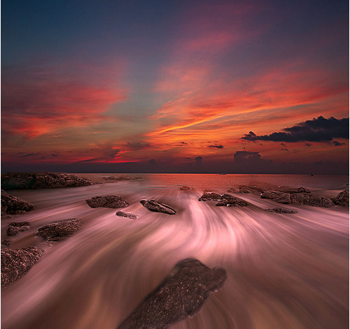 Koleksi 30 Foto HDR Laut yang Menakjubkan