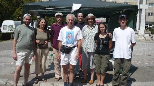 Éberség : a zilahi csapat
