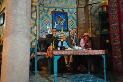 Iran-Rundreise #9 – Kerman und Zein-o-Din