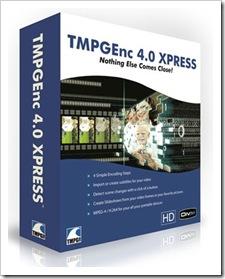 tmpgenc 4.0 express