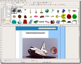 oxygenoffice screenshot
