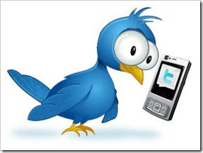 twitter sms updates from twe2