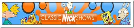 classic nick shows logo