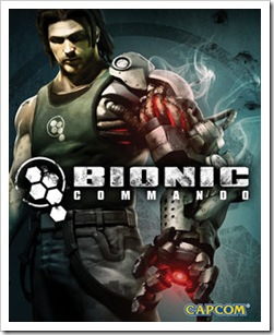 Bionic Commando 2009 Cover