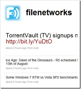FILEnetworks Twitter
