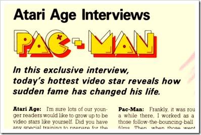 Atari Age Pac Man