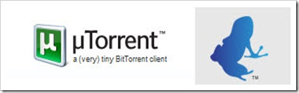 uTorrent Vuze