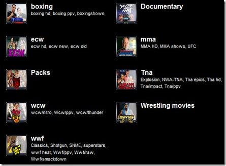 OTRT Wrestling screenshots