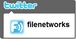 Twitter FILEnetworks