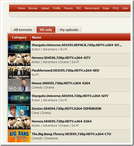 TVT.Ro screenshot