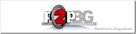 P2PBG Logo