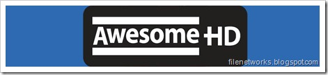 Awesome HD Logo