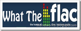What The Flac Logo