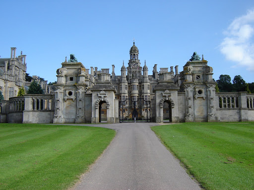 Charlotte And Johnny S Wedding Directions For Harlaxton Manor