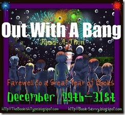 Out with a Bang Read-A-Thon