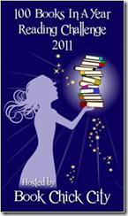 100 Books reading Challenge 2011
