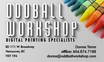 Oddball Workshop