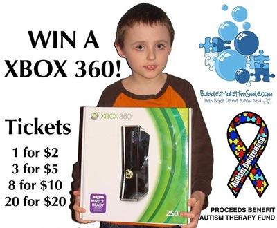 Win a Xbox 360!