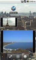 Screenshot of World Webcams
