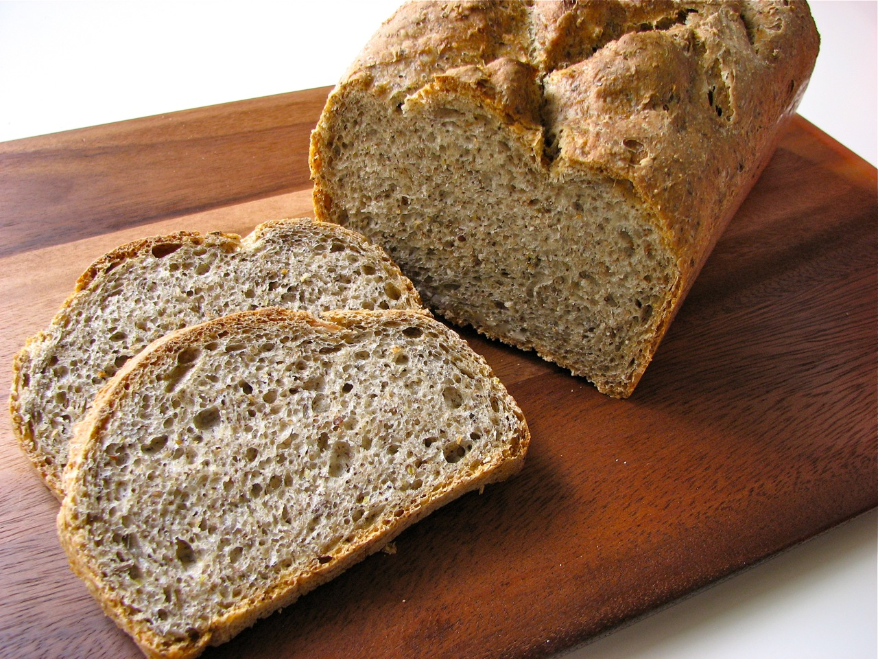 ... book of trial and error: A Little Bit of Everything Multigrain Bread