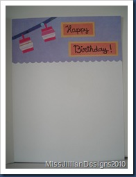 Whooo's Having a Birthday - Inside