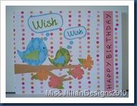 Wish Big, Wish Small - Front
