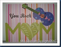You Rock Mom - Front