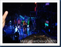 Performing 'Just Dance'