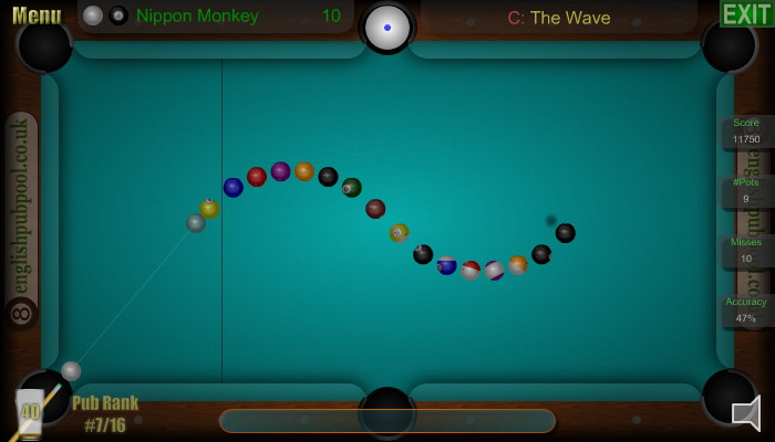 American 8-Ball Pool - Play Pool Challenges and Time Attacks