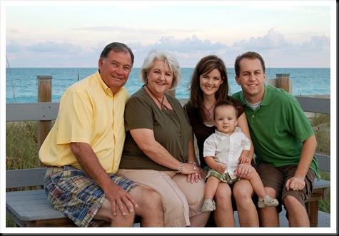 family beach portraits-2