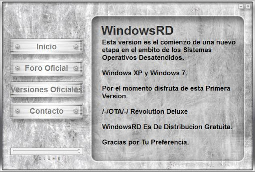 Windows RD XP 2011 [Español ][Desatendido]