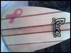 marks paddle