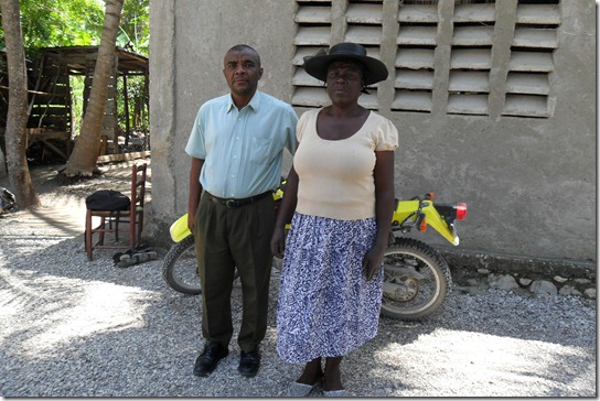 pastor and madame pastor