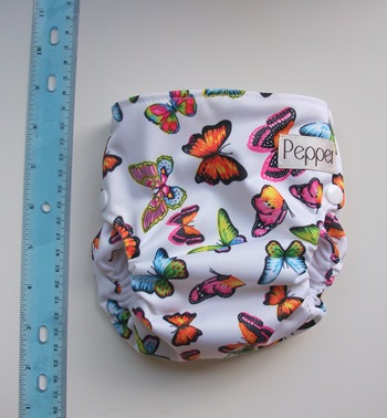 pepper newborn cover