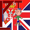 Android aplikacija English Serbian Hangman