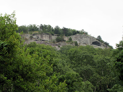 The Granite Face of Yonah Mountain