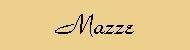 Mazze