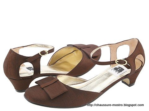 Chaussure mostro:557101