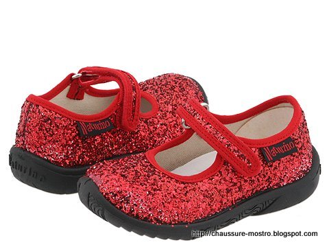Chaussure mostro:LOGO557110