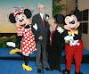 Kisah cinta Mickey n Minnie mouse di dunia nyata (Gambar 2)