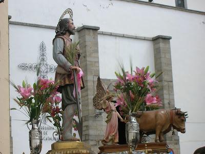 La imagen de San Isidro el pasado 2008. Foto: Pozoblanco News, las noticias y la actualidad de Pozoblanco (Córdoba)* www.pozoblanconews.blogspot.com
