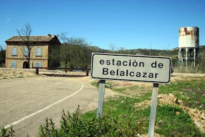 estacion ferrocarril belalcázar