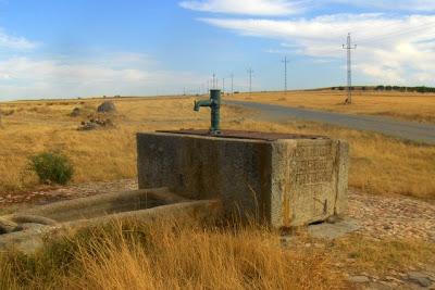 Camino de San Bartolome en Hinojosa